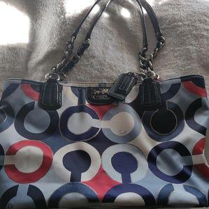 Coach purse serial H1226-21235 excellent condition